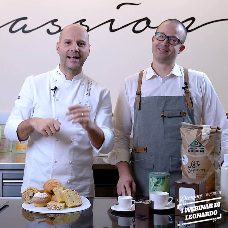 Pasticceria e caffetteria: una sintonia vincente